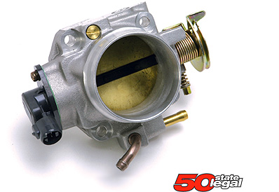 Billet Aluminum Throttle Body for Acura Integra 1994-01 68mm