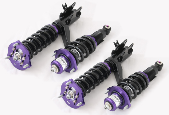 D2 Racing Rs Coilovers Honda Civic Si 02 05 Ep3 D2 H15