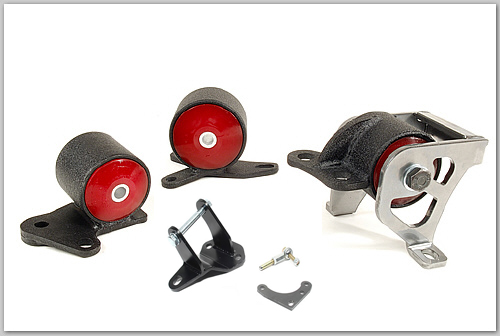 Innovative Motor Mounts 96-00 Honda Civic EK Replacement Mount Kit for B  Series Swaps with Cable Transmission Conversion