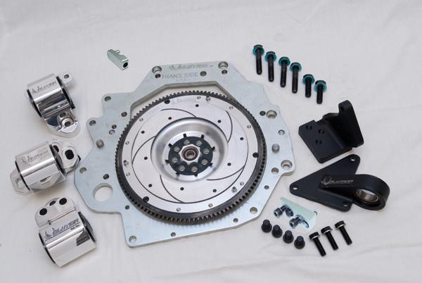 evolution industries hb kit  motor mounts  ek dc