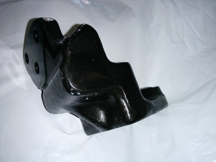 egdcek  series  bolt left hand bracket drivers side post mount  p