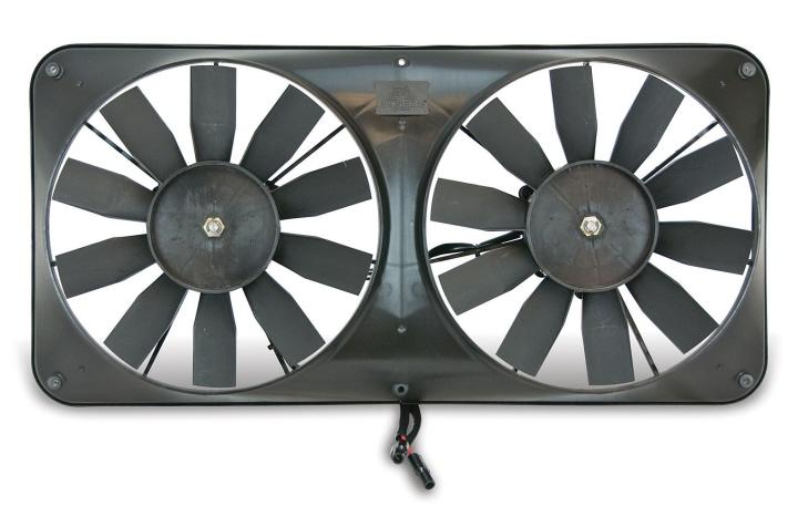 Flex A Lite Electric Fan Compact Dual Reversible W