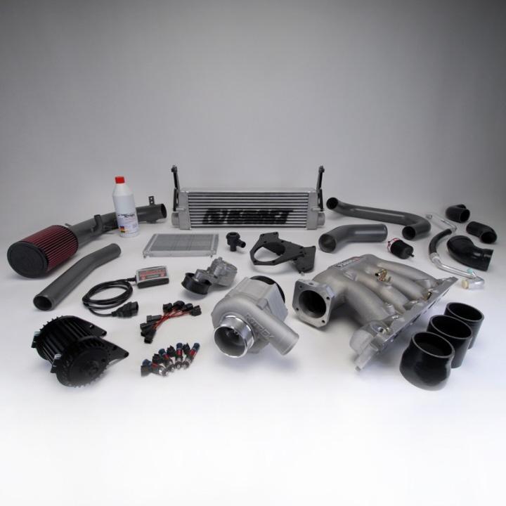 Kraftwerks 06-11 Civic Si Supercharger System w/ Tuning ...Kraftwerks Supercharger