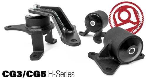 innovative mounts   accord replacement mount kit  works  ha engines