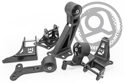 Innovative Mounts 97-01 Prelude V6 J Series Conversion Mount Kit