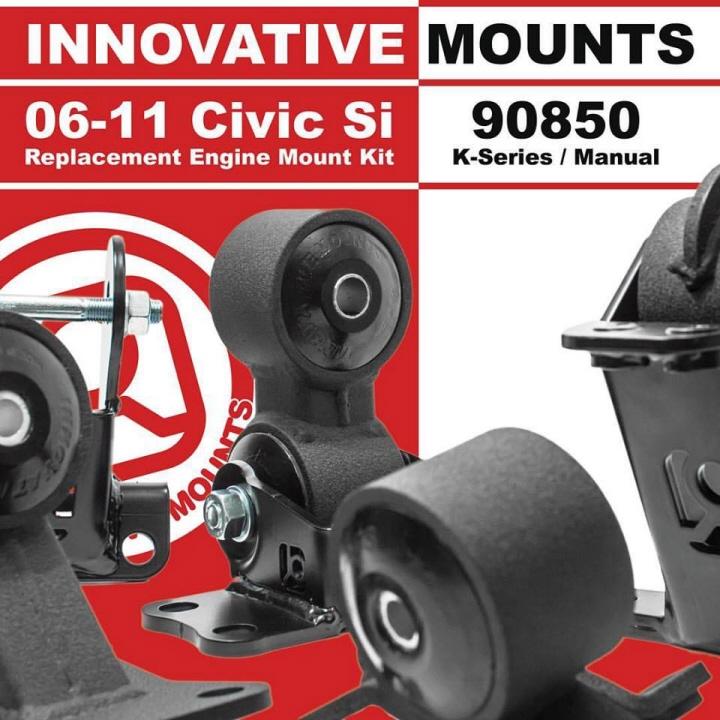 Innovative Mounts 01+ Civic K-Series Mounts
