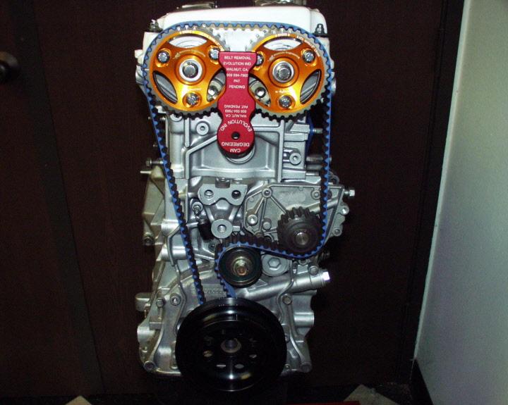 GOLDEN EAGLE GDC-200 SILVER Cam Gears B Series B18A B18B B16 B17 B18C1 B18C5