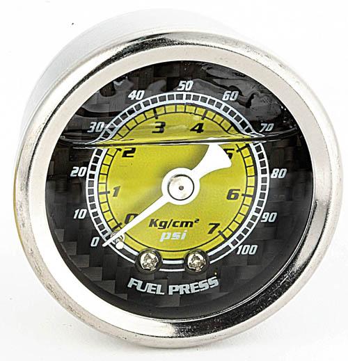 L Frg Cf on Engine High Volume Fuel Filter Aem
