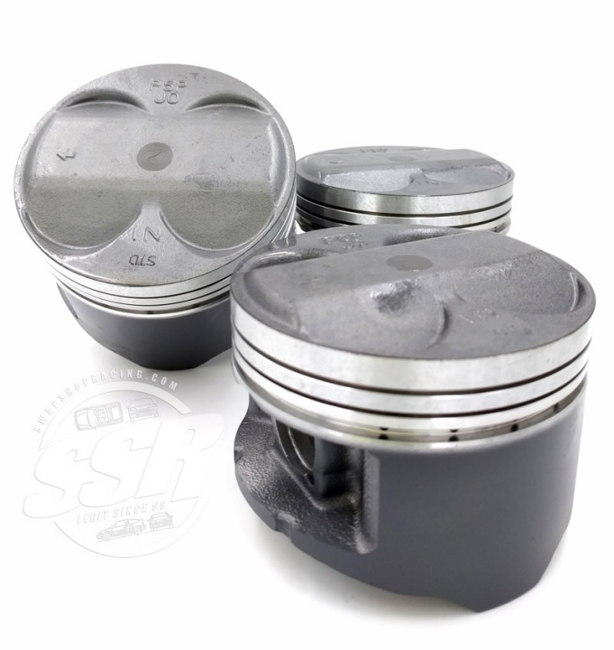 jdm nippon racing honda prelude type  piston kit pistons ha ha