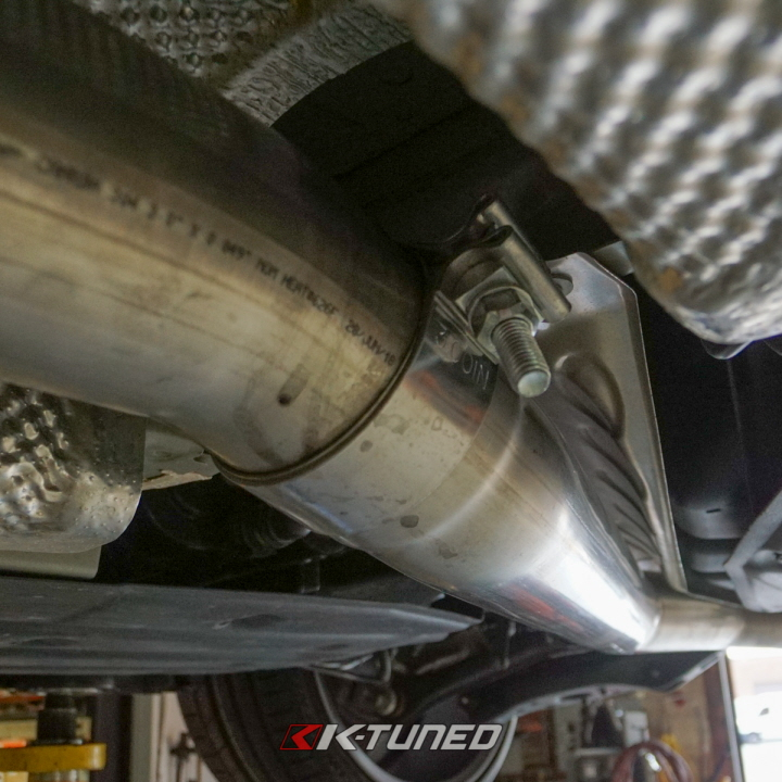 K Tuned Exhaust Systems