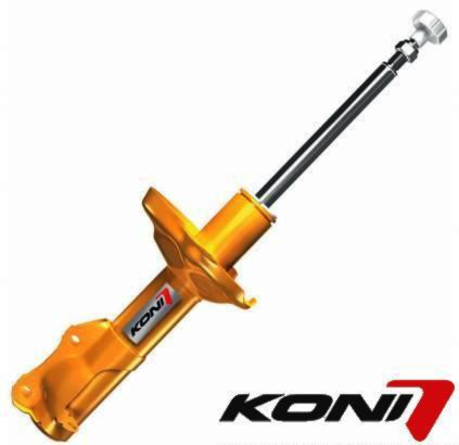 Shock 01-03 Acura 3.2 CL Koni Sport Rear Yellow