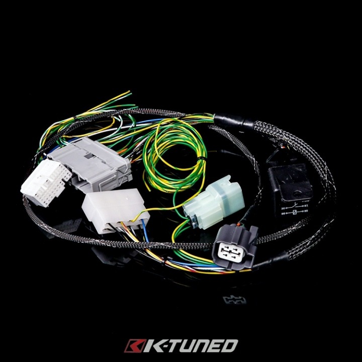 K-Tuned K-Swap Conversion Harness Civic/CRX 88-91 (EF) on