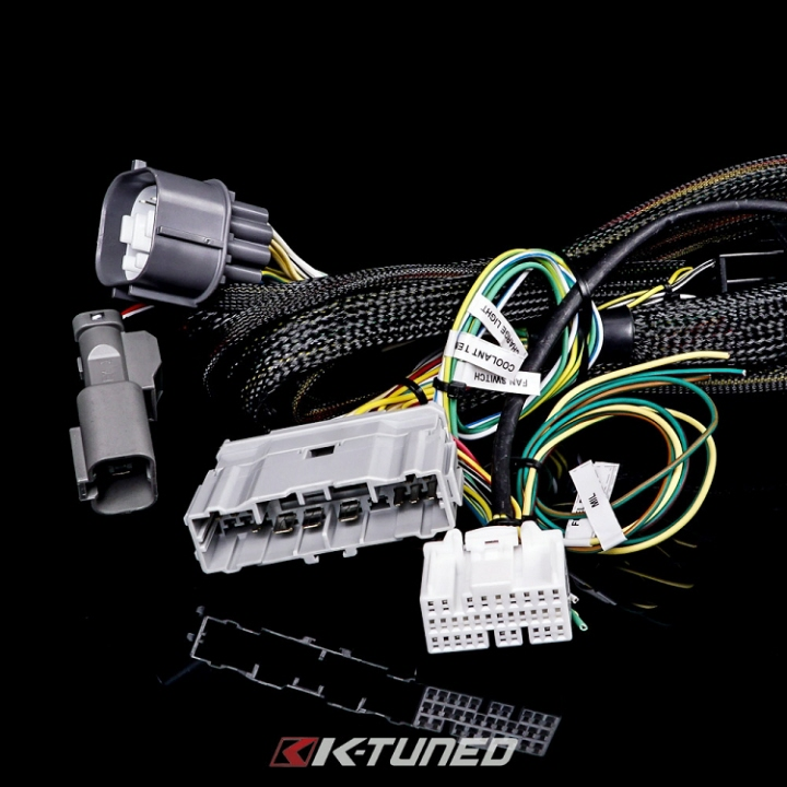 Wiring Harness Conversions for Honda & Acura Engine Swaps on