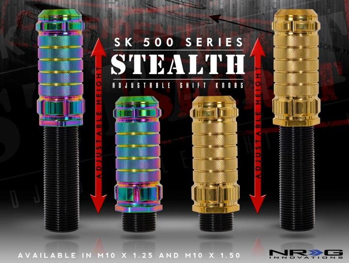 NRG Innovations SK-480BC Shift Knob