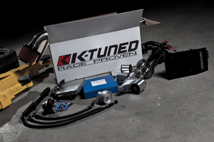 K-TUNED K-SWAP PACKAGE LEVEL ONE (THE BASICS)