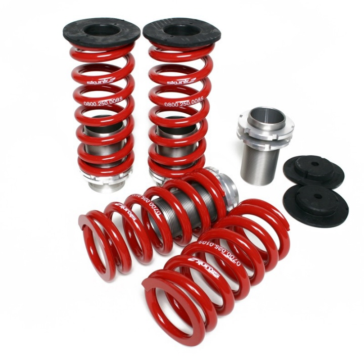1992 2001 Honda Prelude Full Coilover Suspension Kits: Prelude 1992-2001 Skunk 2 Coilovers
