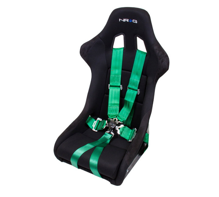 NRG 5 Pt 3 inch Seat Belt Harness with Cam Lock