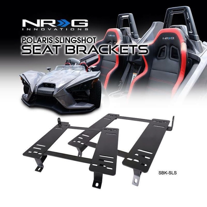 NRG Innovations SBK-NZ02 Seat Bracket