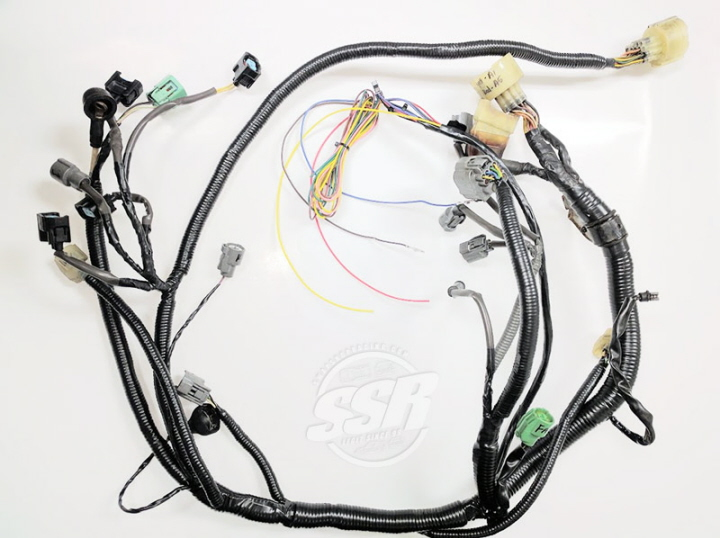 B18c Wiring Harness - Wiring Diagram M2 on