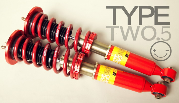 Function & Form Type 2.5 Spring Upgrade (Springs Only)