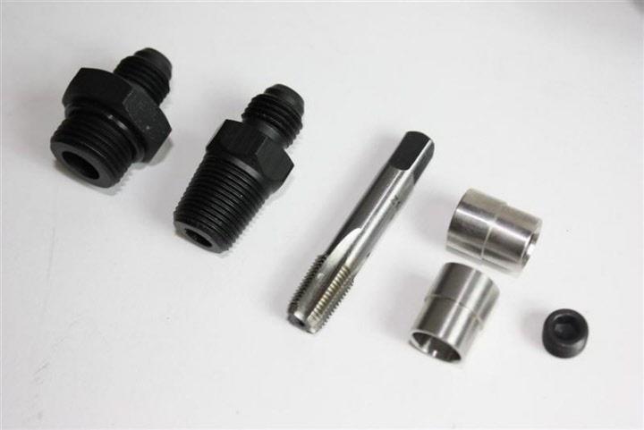 1 4 Npt >> Zerg Industries LS VTEC Conversion Kit