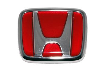 how to change honda emblems