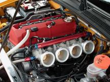 Honda / Acura K20A TWM ITB, Individual Throttle Bodies, RSX